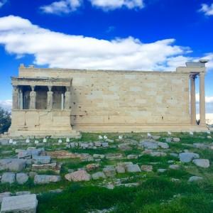 Atina-akropolis