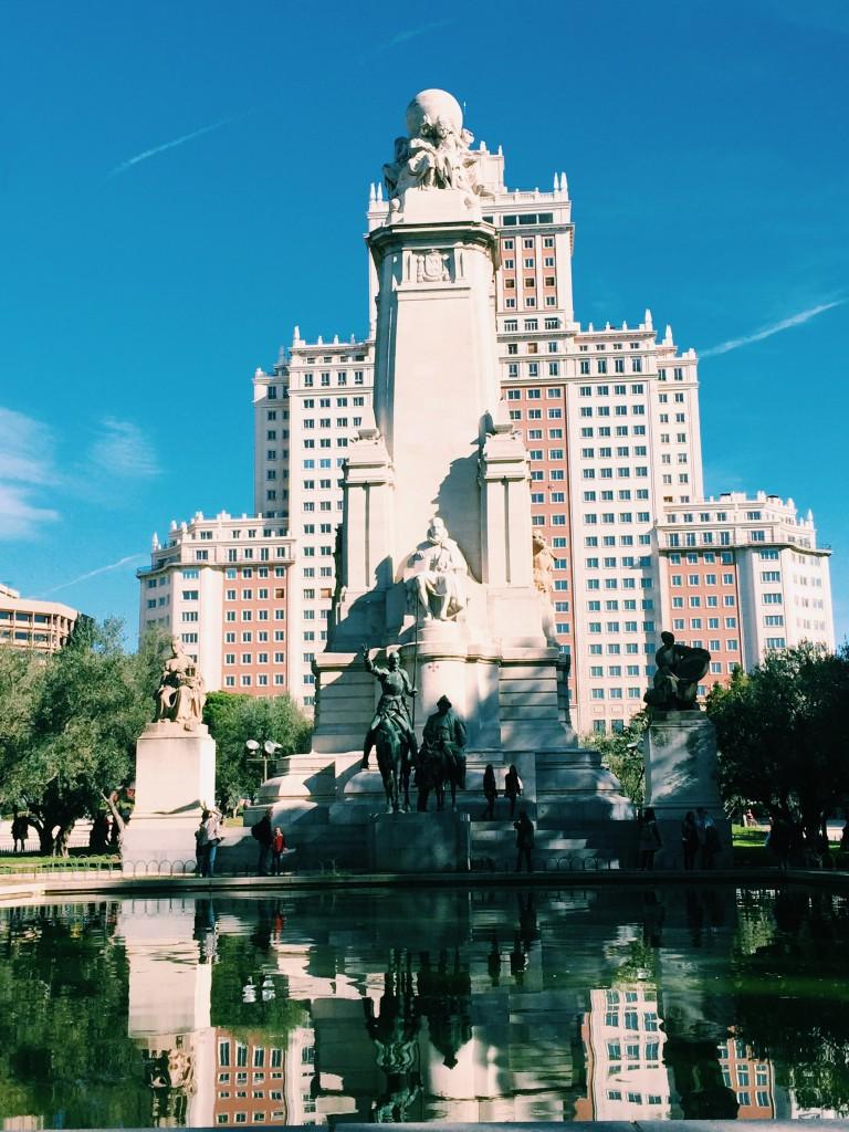 madrid-plaza espana
