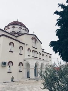 dedeağaç kilise